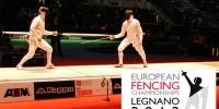 В Италии стартует чемпионат Европы по фехтованию