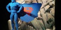 Испания: в Мадрид привезли супергероев из Lego