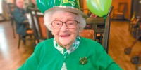 Женщина дожила до 100 лет и раскрыла секрет долголетия