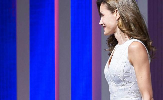 Королева Летисия открывает миру малоизвестные испанские бренды