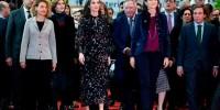 Испания: королева Летиция надела платье за 70 долларов
