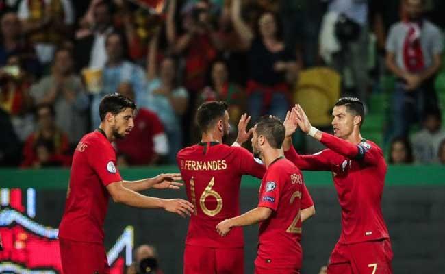 Португалия является претендентом на победу на Евро-2020