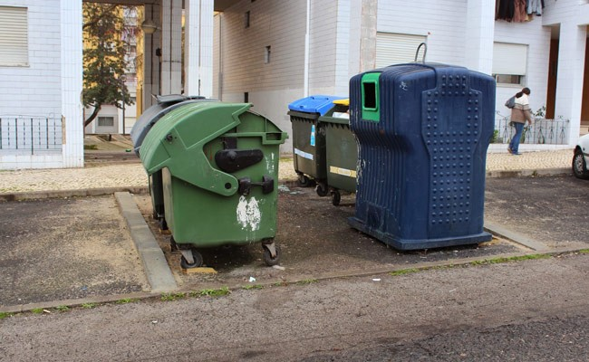 Португалия отстает в вопросе переработки отходов в Европе
