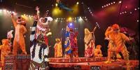 «Король лев» - самый кассовый мюзикл Бродвея