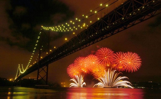 Португалия: Новый год