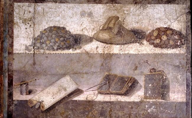 Италия: история письменности в стенах pимского Колизея