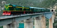 Туристический поезд поставил рекорд популярности в Испании