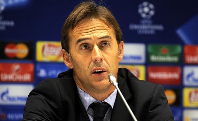 Новый главный тренер «Реала»