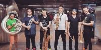 Португалия: концерт Lucky Chops