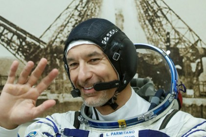 Астронавт из Италии станет первым диджеем в космосе