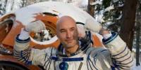 Скафандр итальянского астронавта повредился в открытом космосе