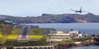 На Мадейре из-за непогоды отменены 12 авиарейсов