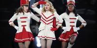 Мадонна - на первом месте в списке лучших гастролей года
