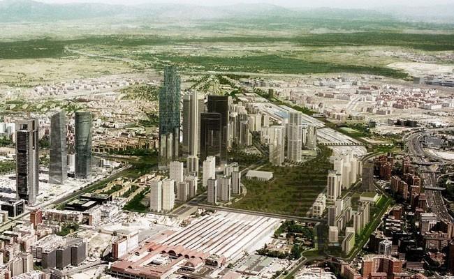 Испания: на севере Мадрида появится много новых зеленых зон