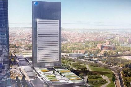 Испания: в Мадриде представлен проект Пятой башни