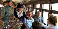Испания: путешествие на поезде в прошлое региона Мадрида