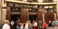 Испания: улицы в Мадриде с наибольшим числом ресторанов