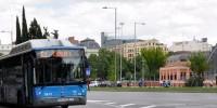 Испания: в Мадриде запустили бесплатный автобус через центр города