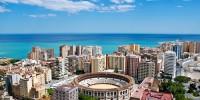 Малага - испанский лидер среди направлений выходного дня