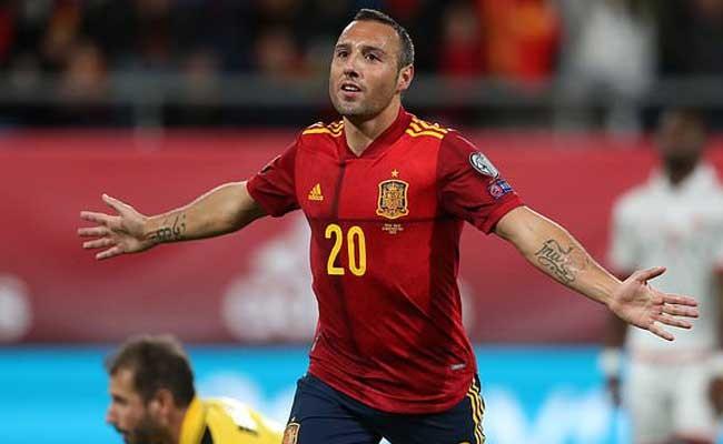 Испания забила Мальте 7 безответных мячей