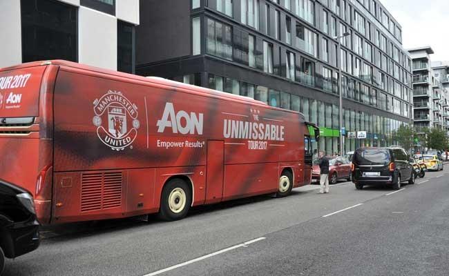 «Манчестер Юнайтед» отказался заселяться в отель из-за коронавируса