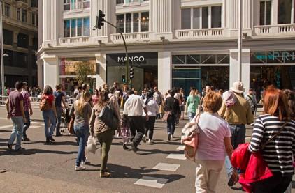 Испания: Mango открывает завтра новый «megastore» в Мадриде