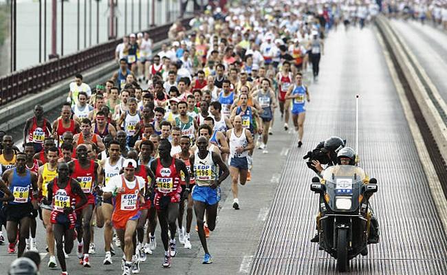 Португалия: полу-марафон в Лиссабоне