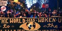 Испания: в Мадриде прошел «Марш за климат»