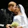 Гарри и Меган выложили новые фото со свадьбы