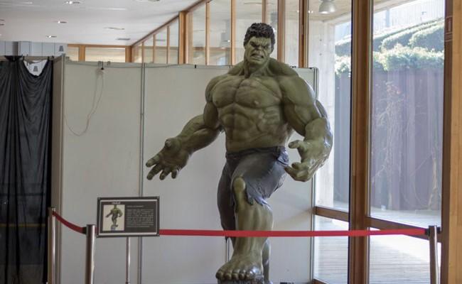В Испании проходит выставка Marvel и «Звездных войн»
