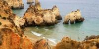 Португалия: горячая морская вода