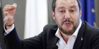 Италия: Маттео Сальвини прибыл в Москву