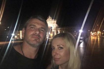 Тоня Матвиенко и Арсен Мирзоян провели отпуск в Португалии