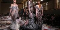 Alexander McQueen покажет дефиле в Париже