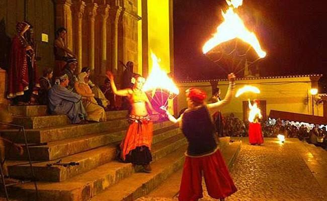 Португалия: средневековая ярмарка в Силвише