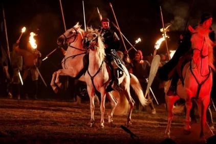 Португалия: Средневековая ярмарка в Санта-Мария-да-Фейра