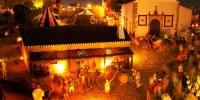Португалия: средневековье в Каштру-Марин