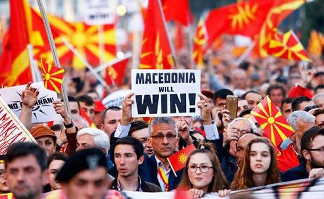 Македония обвинила Албанию вовмешательстве всвои внутренние дела