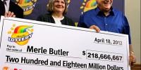 Пожилая супружеская пара в США выиграла в лотерее 110 млн долларов
