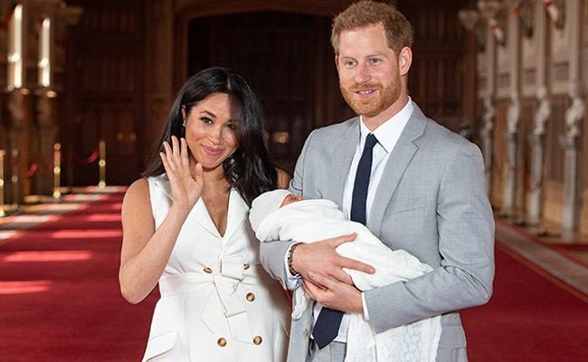 Меган Маркл отказывается показывать сына Уильяму и Кейт