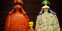 Испания: в Мадриде выставлены 80 кукольных скульптур