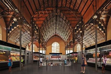 Испания: центральный рынок Таррагоны откроется 16 марта