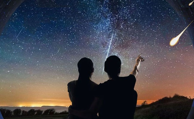 Испания: ночь для наблюдения за метеорными потоками