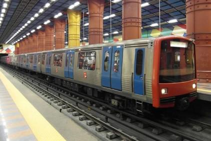 Португалия: поездов в метро стало больше