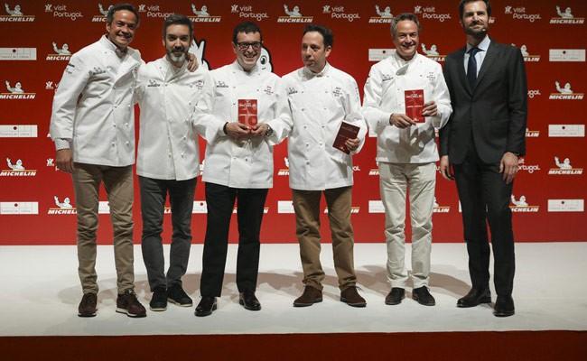 Португальские рестораны и звезды Мишлен 2019