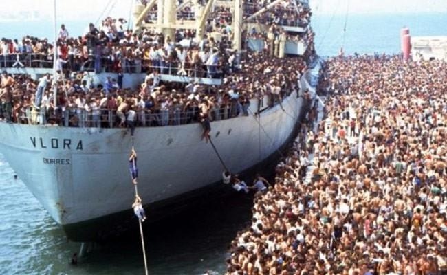 В Италии незаконно проживают более полумиллиона мигрантов