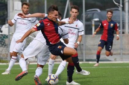 Италия: «Милан» обыграл «Дженоа»
