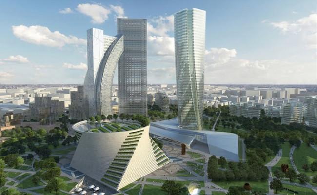 Милан готовится к Expo-2015
