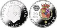Испания выпустит юбилейную монету