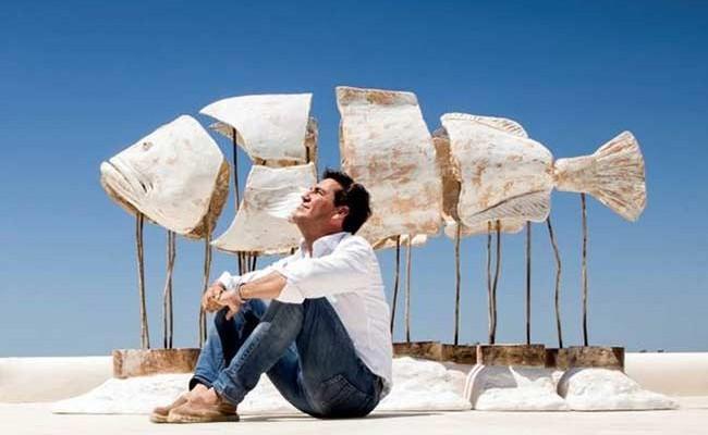 Выставка испанского скульптора Пепе Монсеррате